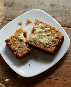 GF Butternut Squash Healthy Banana Bread