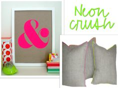 How to Add a Touch of Neon to Your Home