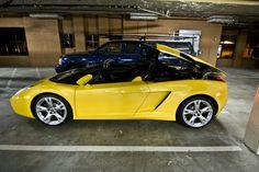Drop the top! 2007 Lamborghini Gallardo, Bmw, Drop, Vehicles, Car, Vehicle, Tools