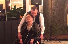 Свадебный танец умирающей матери и ее сына (+видео)