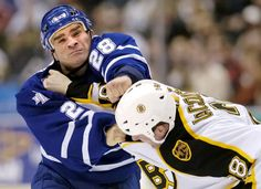 693b9f29831 Image result for bloody tie domi photo after fight. Jackson Ford · leafs ·  NHL Daily  Toronto Maple ...