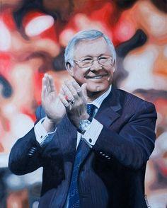 Portrait of the Maestro.