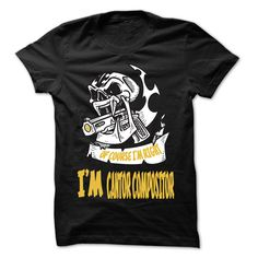 Of Course I Am Right I Am Cantor Compositor T-Shirts, Hoodies. VIEW DETAIL ==►…
