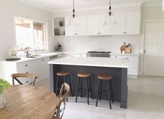 Doors and Panels Decorative Panels, Kitchen Doors, Kitchen Styling, Classic White, Joinery, Kitchen Design, Law, Satin, Table