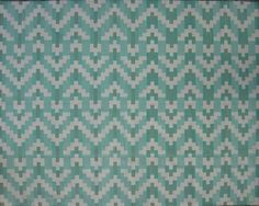 Wadi rug in Teal designed by Zak Profera for Decorative Carpets Inc.