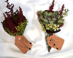 Flowers for the Men - Weddings by Monday Morning Flowers Rustic Flowers, Morning Flowers, Wedding Men, Wedding Flowers, Place Card Holders, Boutonnieres, Monday Morning, Natural, Floral