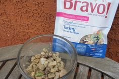 A chance to win free products from raw dog food company Bravo & others #rawdogfood #petpawlooza