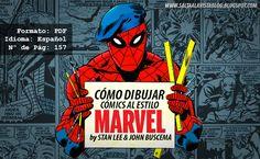 Cómo-Dibujar-Cómics-al-estilo-Marvel-by-Stan-Lee-y-John-Buscema