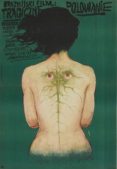 Movie Poster of the Week: The Art of Franciszek Starowieyski on Notebook   MUBI