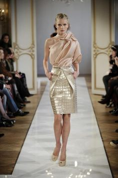 Christophe Josse Haute Couture S/S 2012. Love that skirt!