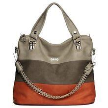 e834002fc42 Bolsas Special Offer Bolsa Brand OPPO New Fashion Women Handbags Chain Bag  Pu Leather Shoulder Messenger