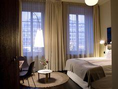 Curtains | Nobis hotell