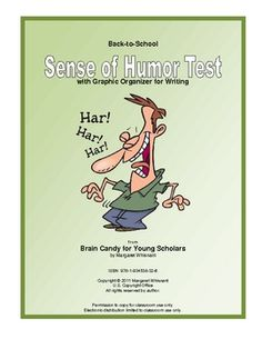 Welcome your students with this Back-to-School Sense of Humor Test.  Students are challenged to spot the correct endings to the beginnings of h...