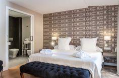Hotel para noche de bodas en Sevilla. Suite de lujo en Sevilla