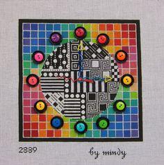 Mindy's needlepoint factory 2339