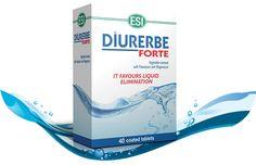 A DiurErbe® FORTE egy természetes, gyógynövényes vízhajtó tabletta.