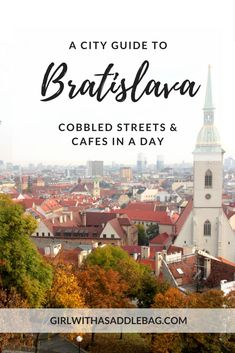 The capital of Slovakia, Bratislava packs charming cobbled streets, castles, fantastic food and monumental architecture into a compact city centre. Its also a great day out from Vienna. My city guide shows you how to make the most of a few hours in this vibrant central European beauty.