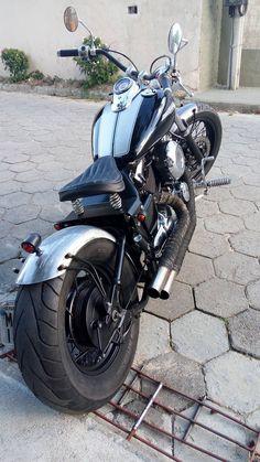 XVS Dragstar 650
