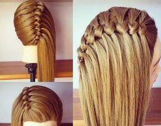 Double Bubble Bun Hairstyle Hair Tutorial HairGlamour - Bubble bun hairstyle dailymotion