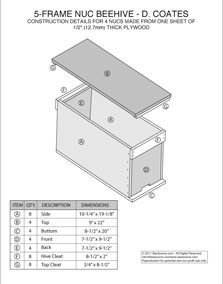 5 Frame Nuc different Version How To Start Beekeeping, Beekeeping For Beginners, Bee Nuc, Bee Hive Stand, Bee Equipment, Bee Hives Boxes, Beekeeping Equipment, Honey Bee Hives, Honey Bees