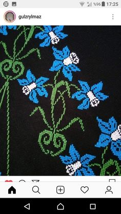 Cross Stitch, Kids Rugs, Embroidered Flowers, Long Gowns, Stencils, Dots, Punto De Cruz, Kid Friendly Rugs, Seed Stitch
