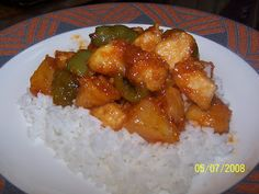Test Kitchen Recipes: Sweet and Sour Chicken