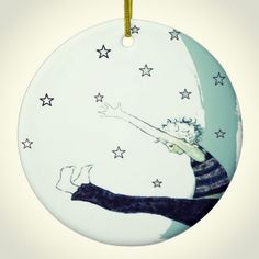 Reach for the Stars and The Moon Ceramic Ornament http://ift.tt/2gvq3M9 #motivationalquotes #motivation #inspiration #inspirationalquotes #ceramicornaments #beautifulornaments #specialgifts ##specialholiday #cherishedgift #cherish ##specialfriend #reaching #reachforthestars #reachforthemoon #starsandmoon #ornament #holidaygifts #uniquegift #palegreen #spiritualmotivation #fitnessmotivation #pilatesmotivation #studentgifts #encouragement #holidayinspiration #holidaymotivation