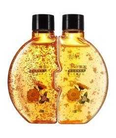 Orange Flower Shampoo and Conditioner