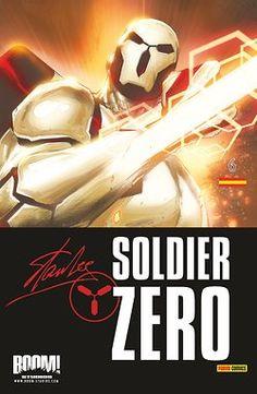 Soldier Zero #6. Código Ícaro #2