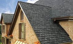 The most popular type of roof is the shingle roof. This material is durable, lightweight, has a pleasing appearance, and is reasonable priced.  Durability is one of the greatest benefits. A shingle roof typically has a lifespan of ten to thirty years and is easy to repair if it is damaged or develops a leak.