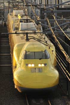 Doctor Yellow, Japan