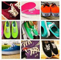 Color vans