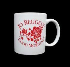 Jó Reggelt Good Morning Mug