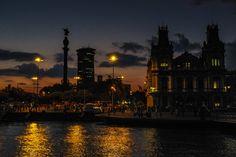 Barcelona Nights by Andrzej Koliba on 500px