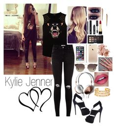 """Kylie jenner"" by fabiana-garban on Polyvore"