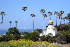 Encinitas, California Self Realization Fellowship by Beers & Beans.