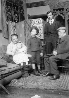 Image result for photo pierre auguste renoir family
