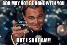 Leonardo Dicaprio Cheers Meme Generator - Imgflip
