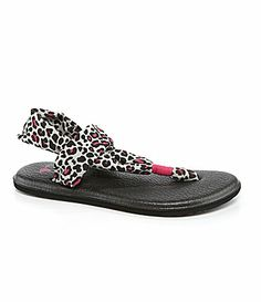 Sanuk Girls Yoga Sling Flip Flop Sandals #Dillards