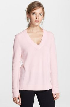 rag & bone 'Valentina' Cashmere Sweater (Nordstrom Exclusive) available at #Nordstrom ~ $395.00