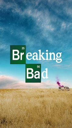 ↑↑TAP AND GET THE FREE APP! Movies Breaking Bad Blue Yellow Series Poster Heisenberg Drama HBO Landscape Van HD iPhone 6 plus Wallpaper