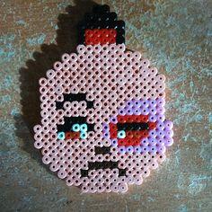 TLA Zuko - Avatar hama beads by therealt1m8er