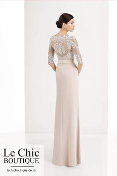 Grey, Pewters, Silvers and Champagnes - Le Chic Boutique - ..Rosa Clara, style 1U186