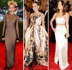Special Edition Best Dressed: The 2013 Met Gala