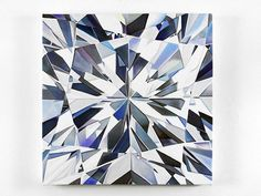 Angie Crabtree works wonders with paint! Look at this diamond painting.
