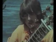 George's sitar lesson with Ravi