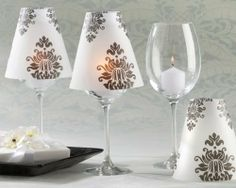 Damask Vellum Shades (Set of 24) by Kateaspen, http://www.amazon.com/dp/B003RL9RDK/ref=cm_sw_r_pi_dp_Bpeerb0JRFZ16