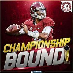 Alabama - Championship Bound!  | Alabama 24 Washington 7 in the 2016 Peach Bowl CFB Playoff. #CFBPlayoff #BAMAvsWASH #PeachBowl #Alabama #RollTide #Bama #BuiltByBama #RTR #CrimsonTide #RammerJammer
