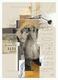 """Saatchi Art Artist Sander Steins; Photography, """"Dada Dance -original print, limited to 2, edition 2/2- / SOLD"""" #art"""