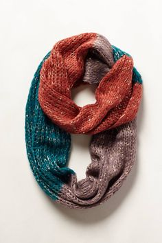 Northern Flicker Infinity Scarf - anthropologie.com